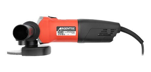Amoladora Angular Argentec As85 Naranja 800 W 220 V