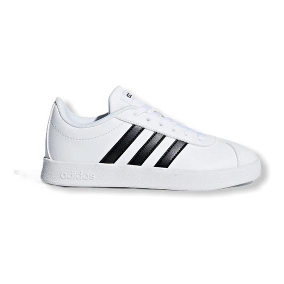 Zapatila adidas Court 2 0 Kids Bl/ng