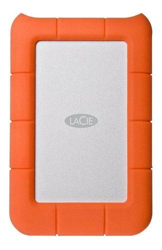 Disco Duro Externo Lacie Rugged Mini Lac9000298 2tb