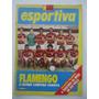 Manchete Esportiva #60 Flamengo Poster Palhinha E Sócrates