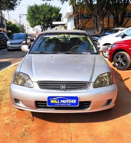 Honda Civic Sedan Lx 1.6