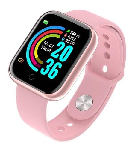 Relogio Inteligente Smartwatch D20 Bluetooth Monitor Saúde