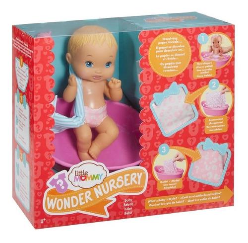 Little Mommy - Wonder Nursery  Sorpresas Mágicas Fwj41