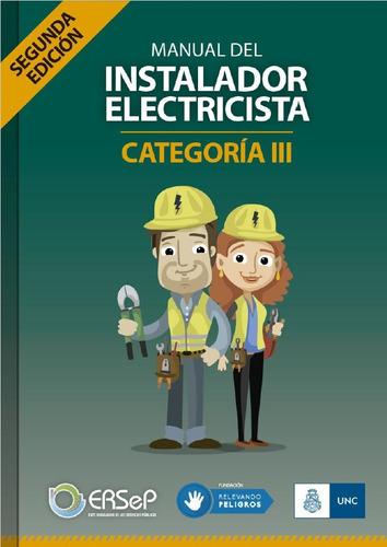 Manual Del Instalador Electricista Categoria Iii 2 Ed