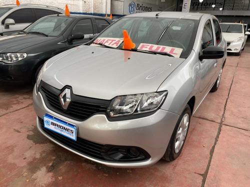 Renault Logan Authentique Plus 1.6 2016