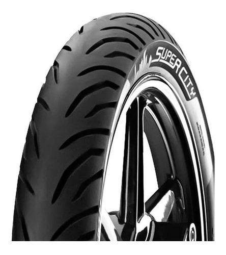 En Cuotas Cubierta 14 *  80/100 Pirelli Super City R 49l Rei