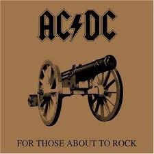 Ac/dc For Thouse About (cd Novo Importado Caixa De Acrilico) Original