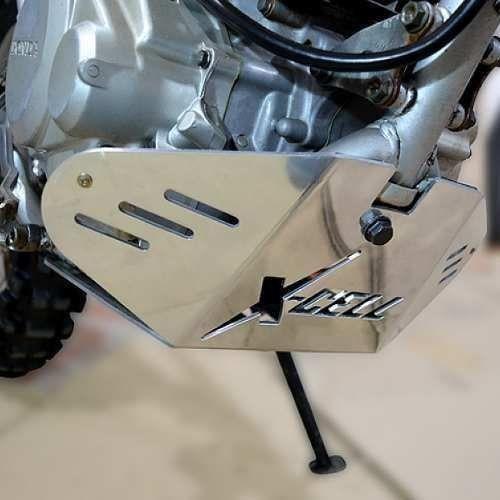 Protetor Motor Crf230 Carter Aco Inox X Cell Trilha Cross