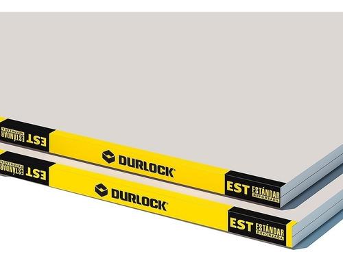 Placa Durlock Est 12.5mm 1.20x2.60m Distribuidor Oficial