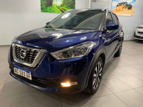 Nissan Kicks 1.6 Advance 120cv Automatica