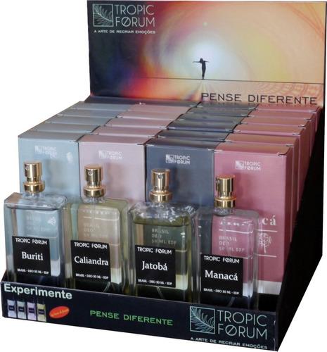 Perfumes Kit(balcão)  Lojistas -fine Perfumaria Tropic Forum