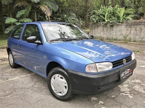 Volkswagen Gol 1.0 I Plus 1996 2 Portas Única Dona Baixo Km