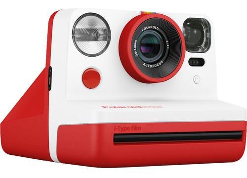 Câmera Instantânea Polaroid Now Pronta Entrega Original Nf