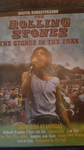 Rolling Stones In The Park.  Dvc Original