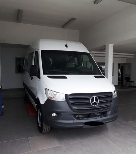 Mercedes Benz Sprinter 416 2021 0km 4 + 1