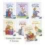 Coleção Como Eu Me Sinto... 7 Livros Com Valores Familiares