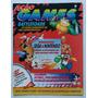 Revista Ação Games N°4 Battletoads Saga X Nintendo Sónic