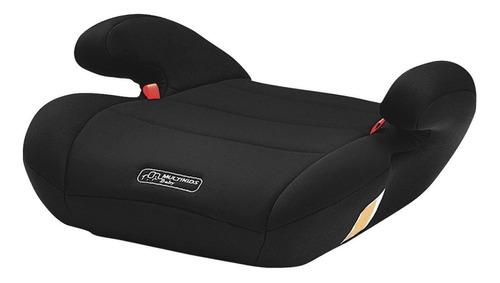 Assento Infantil Para Carro Multikids Baby Safe Preto