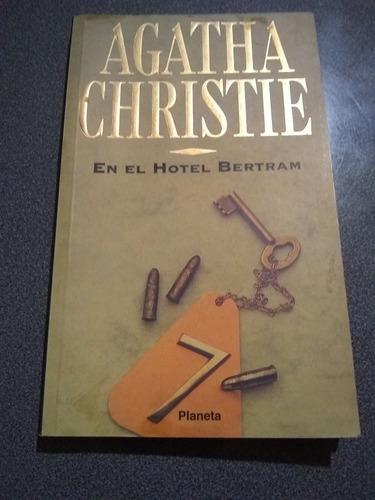 Libro En El Hotel Bertram Agatha Christie