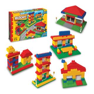 Blocky Ciudad 2 Con 150 Piezas Original Mundo Manias