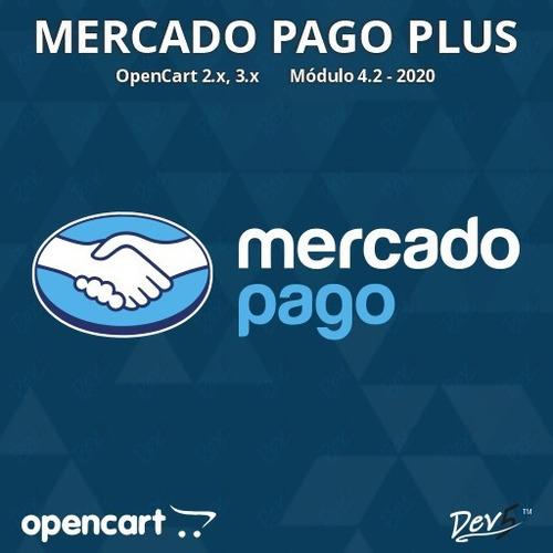 Pagamento Mercadopago Plus - Opencart 2x,3x,4x - Dev5