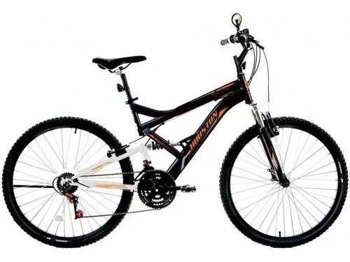 Bicicleta Aro 26 Houston Stinger 21 Marchas St26p