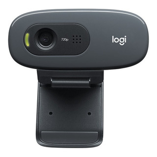 Webcam C270 Logitech Camara Web C/ Microfono Hd 720p