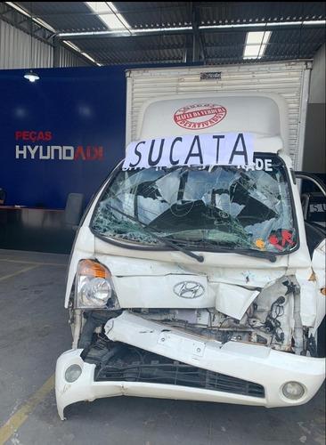 Peças Hyundai  Hr 2010 /sucata  Para Retirada De Peças