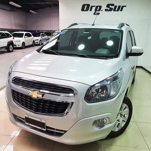 Chevrolet Spin 1.8l N Ltz 7p At