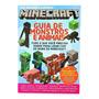 2 Livros Guia Do Iniciante Monstros Mobs Ilustrado Minecraft