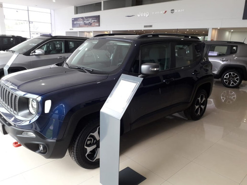 Jeep Renegade 2.0 Trailhawk At9 4x4
