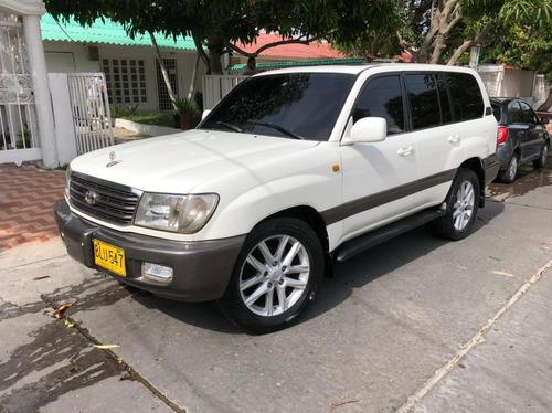 Toyota Land Cruiser 2002 4.7 Vxr Uzj100 Imperial