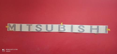 Etiqueta Para Mitsubishi L300