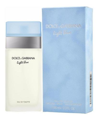 Light Blue Dolce&gabbana 100 Ml Original