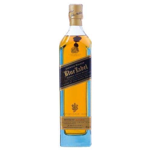 Johnnie Walker Blended Blue Label Reino Unido 750 Ml