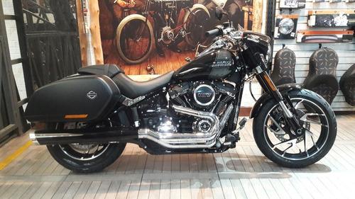 Harley-davidson Softail Sport Glide 2021 Negra