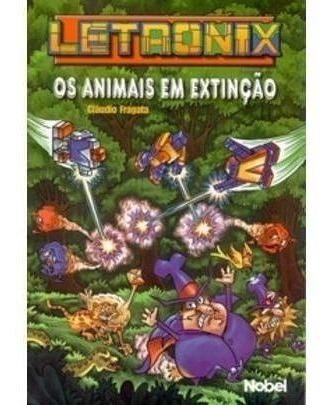 Letronix E Os Animais Em Extinção