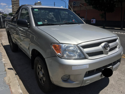 Toyota Hilux Cs 2.5 Dx 4x4 2005