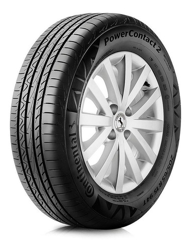 Neumático Continental Powercontact 2 195/65 R15 91h