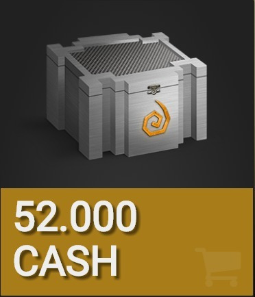 52k Cash Point Black