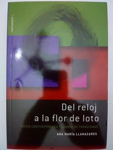 Libro Del Reloj A La Flor De Loto  Ana María Llamazares (20)