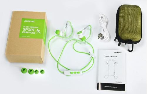 Fone De Ouvido Sport Wireless - Ausdom S10 - Original