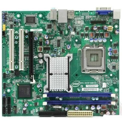 Placa Mãe 775 Ddr2 E Ddr3 Intel