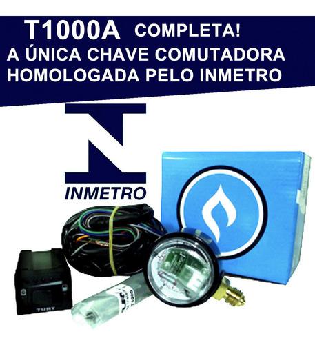 T1000 A Comutadora Completa Tury Gas Injecao Carburado