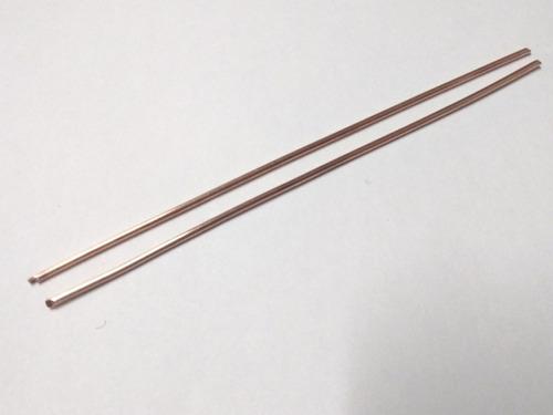 2 Electrodos  Para Cobre Coloidal 100%