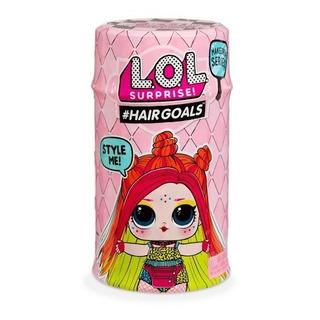 Muñeca Lol Surprise L.o.l. Hair Goals 558064 Envio Full