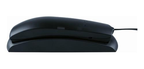 Teléfono Fijo Intelbras Tc 20 Negro
