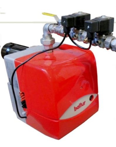 Quemador A Gas Baltur Btg12 Para Uso Industrial 35 A 120 Kw