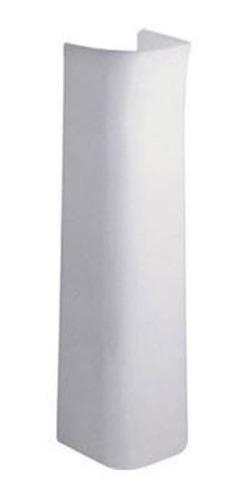 Columna Para Lavatorio Ferrum Bari Blanca Ckc