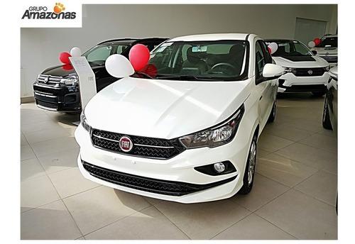 Fiat Cronos 1.3 Drive  Ok 2021 Preto 75,898